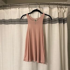 Cozy Free People racerback tank